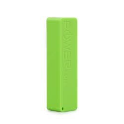 Blun power bank 2600 mAh, zöld